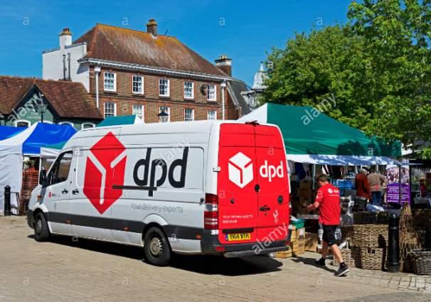DPD UK Tracking - Tracktry