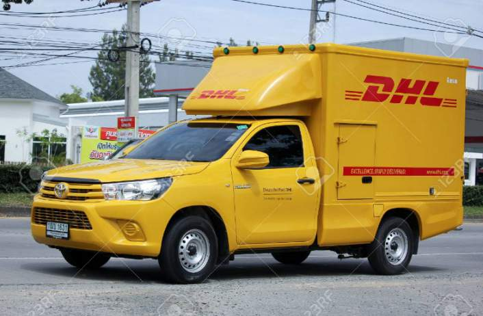 DHL Global Mail Asia
