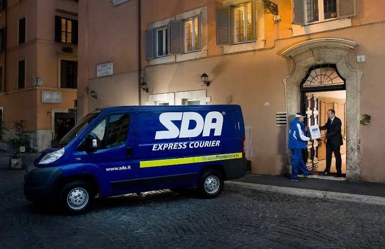 Tracking SDA express
