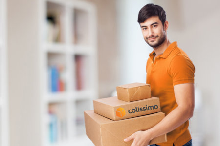 Colissimo Shipping