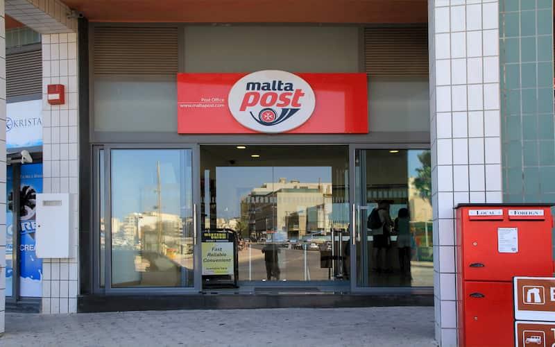 MaltaPost Tracking